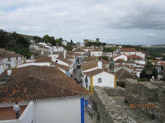 Obidos Village: view