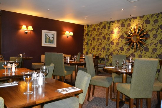 Premier Inn London Docklands (Excel) Hotel: Restaurant Area