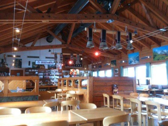 Grindelwald - Restaurant Grund - Interior