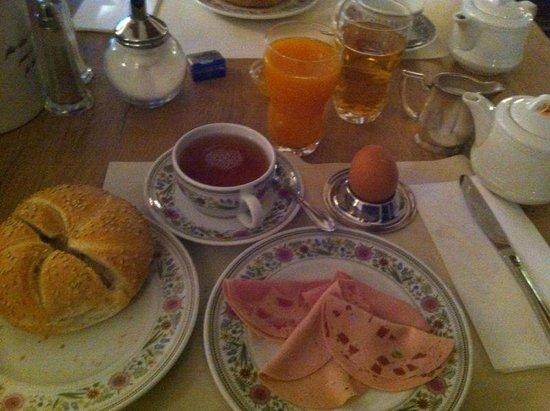 Hotel Luitpold: colazione