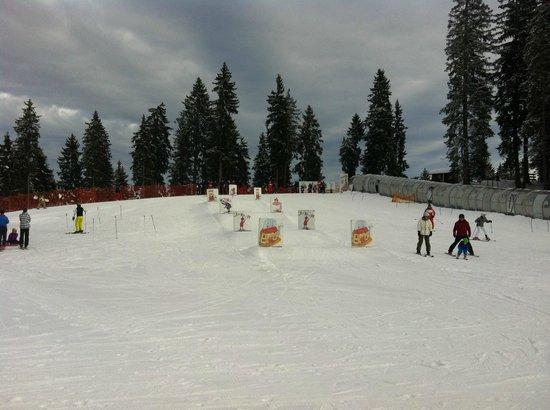 Hausberg : Kids and beginner area 4