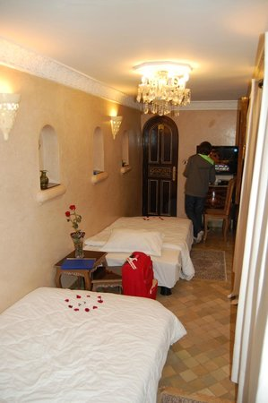 Riad Palais des Princesses : 2nd room in junior suite