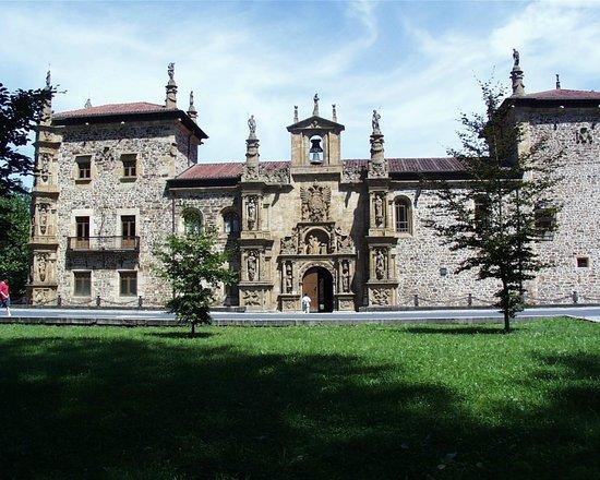 Onati, Spain: Primera univesidad del País Vasco, s. XVI. Uno de los edificios histórico más significativos del
