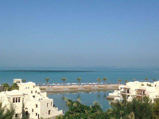 Cove Rotana Resort Ras Al Khaimah: Виды с номера 9007.