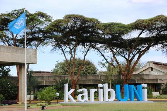 United Nations Visitor's Service: #karibUNi (Welcome in Swahili)