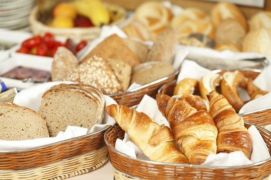 Hotel Pension Stern: Frühstücksbüffet