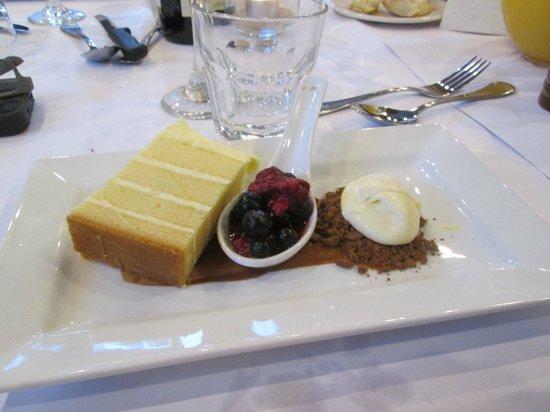 Hazelhurst Cafe: Dessert