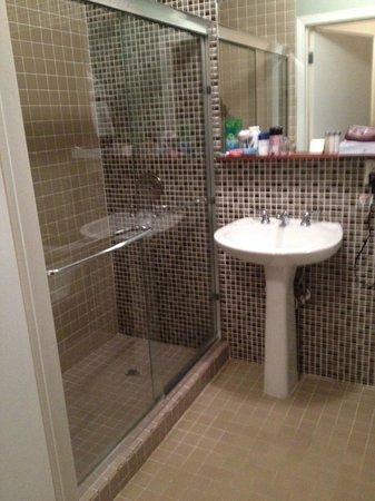 Hotel Vetiver: La salle de bain