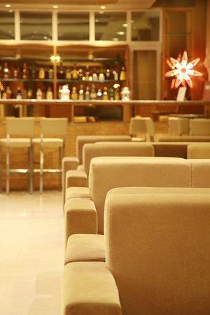 Byzantio Hotel: Lobby, Bar