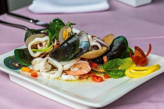Pensione Capri Hotel & Restaurant: Pensione Capri Restaurant