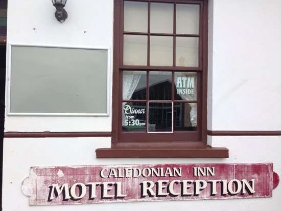 The Victoria Apartments: Caledonian Inn