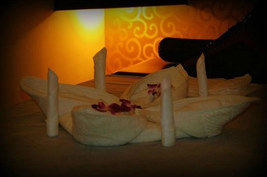 Four Fountains De-Stress Spa - Sadashivanagar: Therapy decor