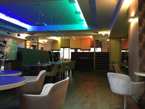 Leonardo Hotel Vienna: Dining/Lounge Area