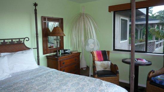 Marjorie's Kauai Inn: Zimmer