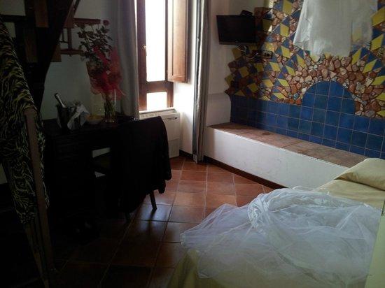 Hotel La Batia : Eingansbereich unten