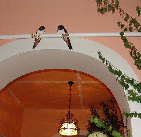 Artharmony Pension and Hostel: Vlaštovky/swallows