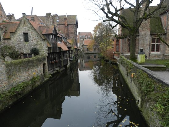 Martin's Brugge: what a beautiful city