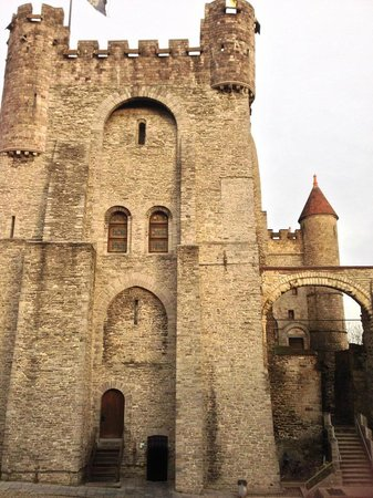 Gravensteen Castle : the castle