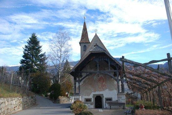 Golserhof: San Ruperto, 200 metri dall'albergo