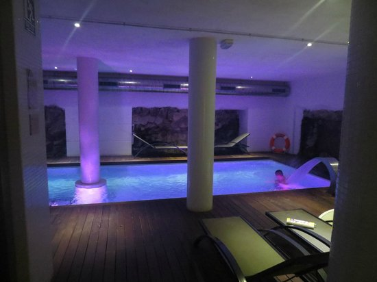 Hotel Spa Vilamont: spa