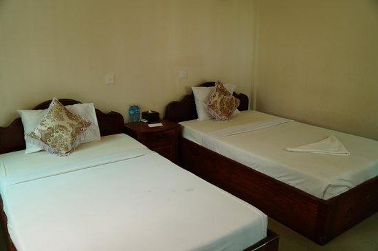 Kep Seaside Guesthouse: Betten
