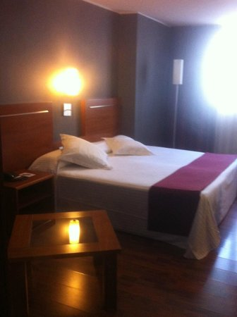 Hotel Acta Arthotel : Habitación de dos