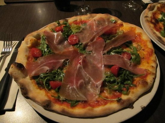 Rosso Pizza : Great Pizza