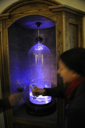Museum of Alchemists and Magicians of Old Prague: children loved interactive exponates