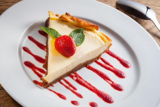 Les Voyelles: notre cheese cake