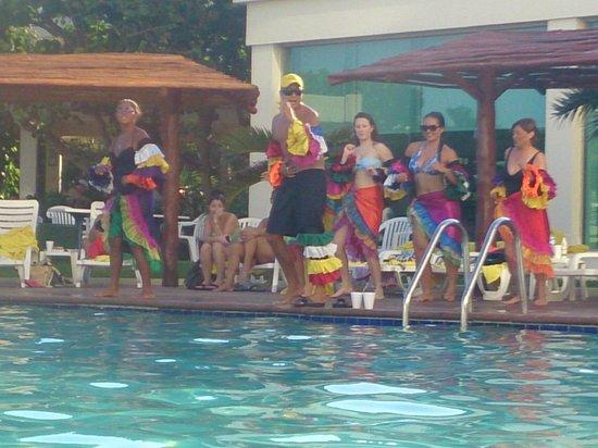 Park Royal Cancun: animação
