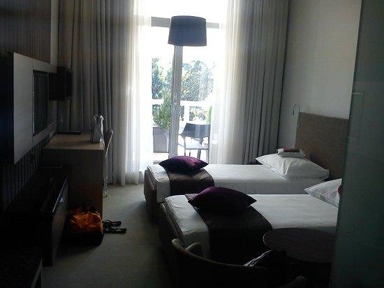 Hotel Aleksandar: Double room