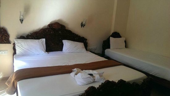 Mayflower Beach Resort: Picture of the Room