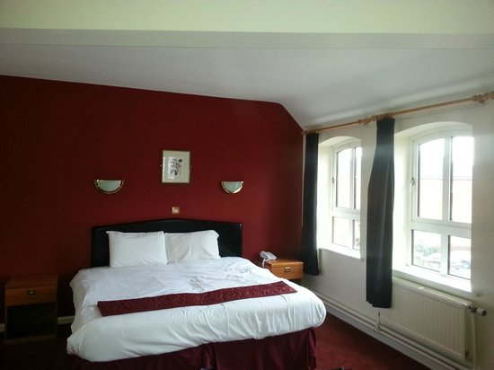 The Castlefield Hotel : King Room