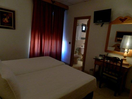 Carlos V Hotel : Habitación