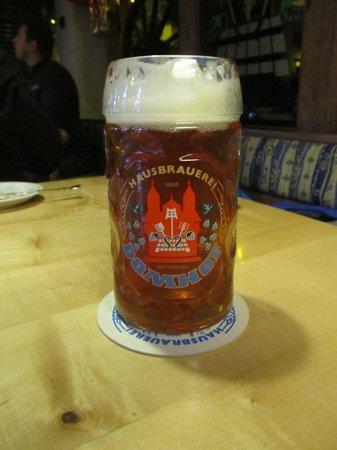 Domhof: Hell bier