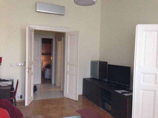 Residence Karolina - Prague City Apartments: Appt24