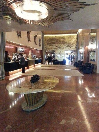 Bauer Hotel: Lobby