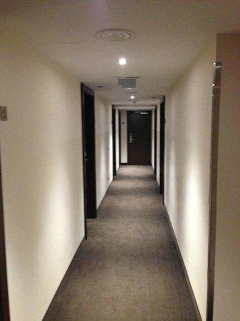 Fleming's Conference Hotel Wien: Gang zu den Zimmern