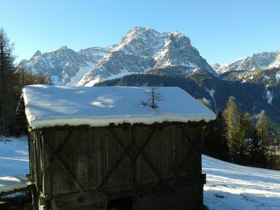 Berghotel: Natura pura