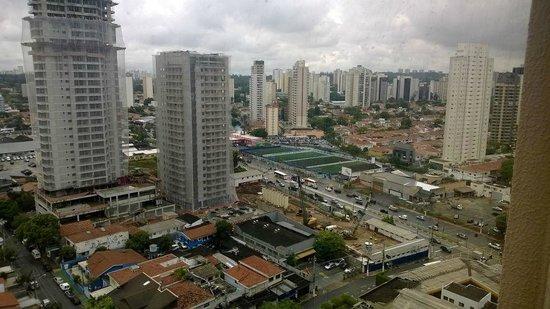 Ibis Budget Sao Paulo Morumbi: Vista do quarto.