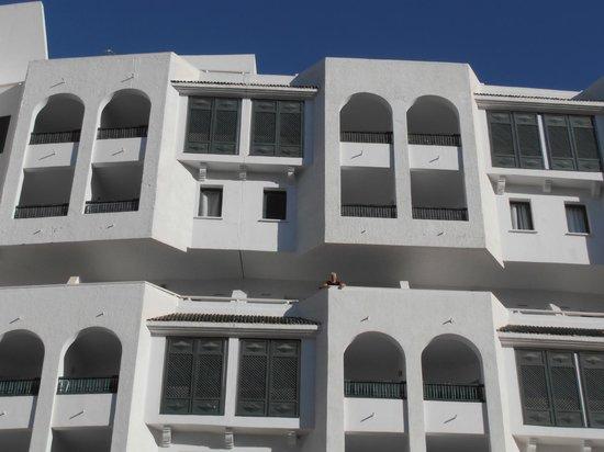 Tej Marhaba Hotel : face soleil toute la journee