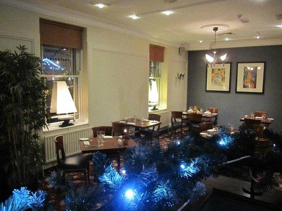 The Meridian Restaurant