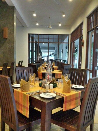 Nilaveli Beach Hotel: Restaurant