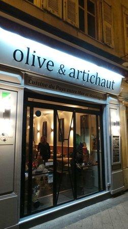 Olive&Artichaut