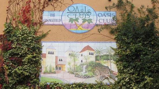 Muthu Grangefield Oasis Club: nice tiles