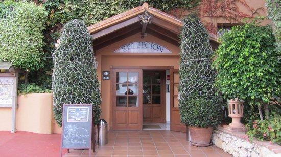 Muthu Grangefield Oasis Club: reception