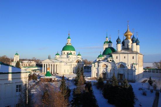 Yakovlevsky Savior Monastery: Вид на монастырь