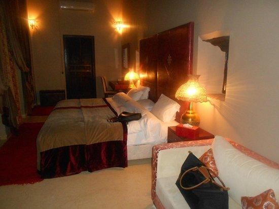 Kasbah Agafay : suite