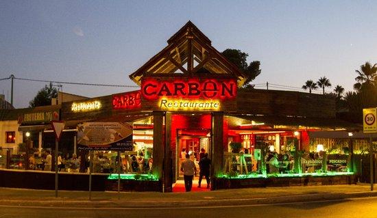 Restaurante Carbon Panorama, La nucia