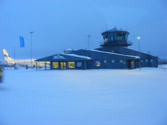 Enontekio Airport - Picture of Escapade Day Trip, Lapland